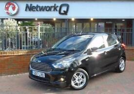 2017 Ford Ka+ 1.2 85 Zetec 5 door Petrol Hatchback