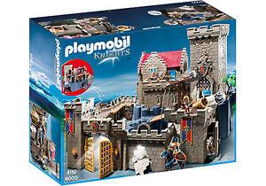 Playmobil® Knights Königsburg der Löwenritter 6000 | Spielzeug Ritterburg ab 4 J