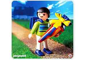 Playmobil 4618 Child with Backpack
