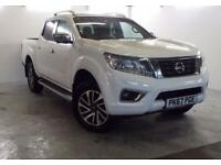2017 Nissan Navara Double Cab Pick Up Tekna 2.3dCi 190 4WD Auto Diesel Double Ca
