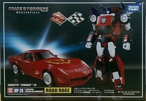 Transformers Masterpiece Road Rage MP26 MISB