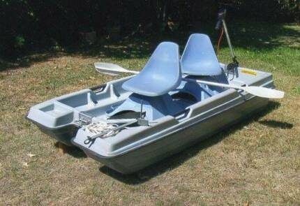 Coleman Ram X Pro 9-foot Car Topper Boat