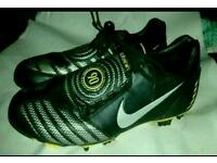 Football boots size 12
