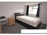Double room is available now for couple or one person