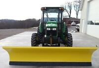 2005 5325 JOHN DEERE CAB HEAT AND A/C PLOW TRACTOR 4X4
