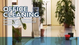 Providing cleaning services for offices!!!!!