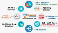 Vicidial, Goautodial, A2billing, Voicebroadcast Solutions