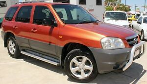 2004 Mazda Tribute Limited Sport 4 Speed Automatic 4x4 Wagon Cannington Canning Area Preview
