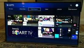40in Samsung 4K HDR UHD SMART TV WI-FI FREEVIEW/SAT HD