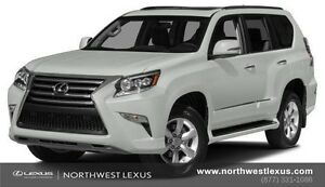 2016 Lexus GX 460 Base EXECUTIVE PACKAGE