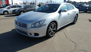 2012 Nissan Maxima SV Leather,  Heated Seats,  Sunroof,  Bluetoo