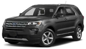2019 Ford Explorer XLT Demo