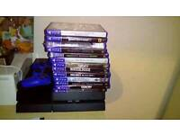 Ps4 fo sale with games