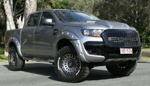 2016 Ford Ranger PX MkII XL Double Cab Grey 6 Speed Sports Automatic Utility Southport Gold Coast City Preview