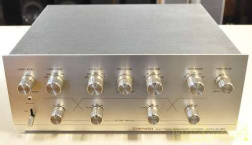 Pioneer Electronic Crossover Network SF-850