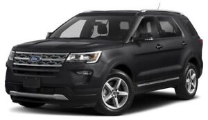 2019 Ford Explorer Limited Limited