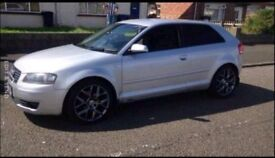 Audi A3 2.0 TDI Sport 3 Doors 6 Speed MANUAL MAY PX OR SWAP