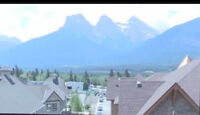 Two Furnished Rooms (Canmore)