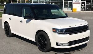 2017 Ford Flex LIMITED AWD LEATHER NAV PANO ROOF