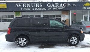 2010 Dodge Grand Caravan SE Stow'N GO CLEAN CARPROOF
