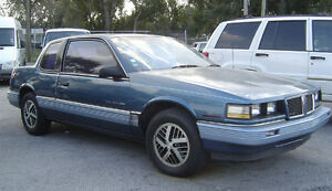 1985-1988 Pontiac Grand Am part's OBO