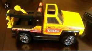 1999 Tonka Tow Truck