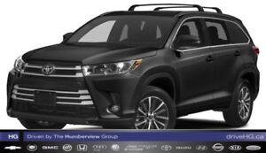 2018 Toyota Highlander XLE XLE