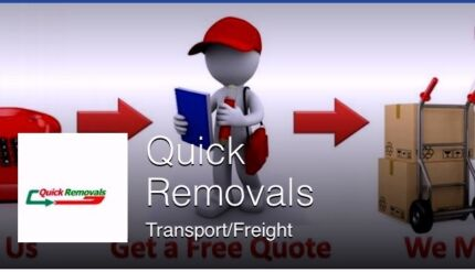 QUICK REMOVALS SYDNEY Sydney City Inner Sydney Preview