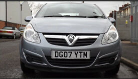 Vauxhall Corsa Club 1.2 3 Former Keepers