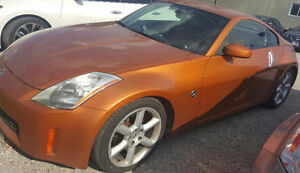 2003 Nissan 350Z - Best offer, only this weekend - road ready