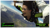 Learn to Skydive with Skydive Salmon Arm