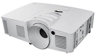 High End FULL HD OPTOMA HD26 3.200 AnsiLumen Beamer 25.000:1 Kontrast, 2x HDMI