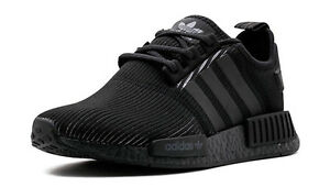 NOW-SHIPPING-Adidas-NMD-R1-Reflective-Triple-Black-Sizes-8-13-BY3123-w-Receipt