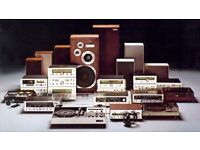 ~*~ Wanted - All Vintage Hifi - Amplifiers - Speakers - CD Players Wanted ~*~