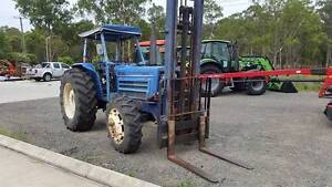 Used Iseki Tractor with Fork Lift Mast 4WD for sale Rutherford Maitland Area Preview
