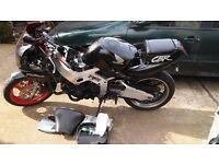 honda cbr 250rr mc22 wanted also parts