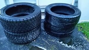 two snows / two summers 225/50r17
