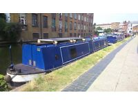 42 Foot Narrowboat, Canal Boat, Liveaboard For Sale