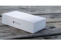 NEW UNLOCKED APPLE IPHONE 6 64GB (WHITE/SILVER)