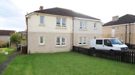 Unfurnished 1 Bedroom Flat to Rent - Whinhall Avenue, Airdrie