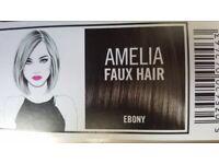 Amazing Hair Amelia Wig - Ebony