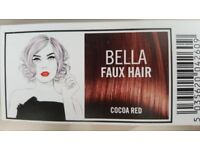 Amazing Hair Bella Wig - Cocoa Red