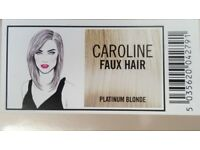 Amazing Hair Caroline Wig - Platinum Blonde