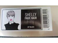 Amazing Hair Shelly Wig - Jet Black