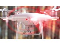 DJI PHANTOM 4 PRO – WITH 1 EXTRA BATTERY – DELIVERY DEC