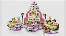 Lego Friends Baking Competiton Set