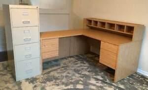 "Office Desks for Sale ""L"" Shape"