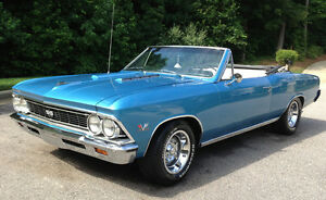 1966 1967 Chevelle Beaumont El Camino Factory 4 Speed Console