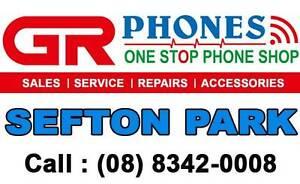 PHONE REPAIRS - SEFTON PARK GR Phones iPhones Samsung repairs Sefton Park Port Adelaide Area Preview