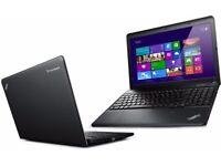Lenovo ThinkPad - 15.6inch Laptop - Windows 10 - HDMI USB 3.0 - HD 4000 GPU
